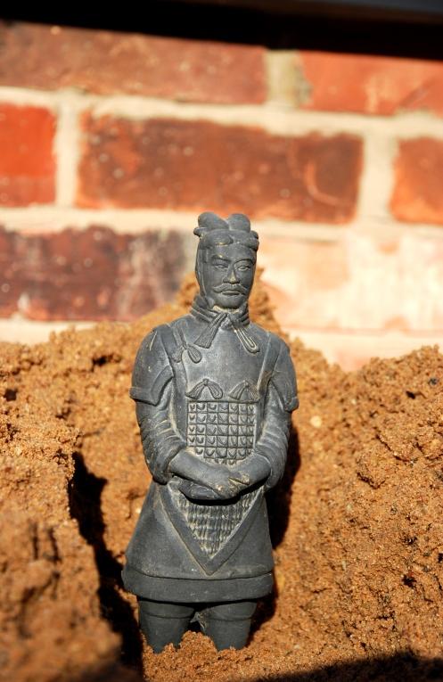The man from Xian